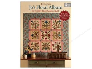 That Patchwork Place Jo's Floral Album Book