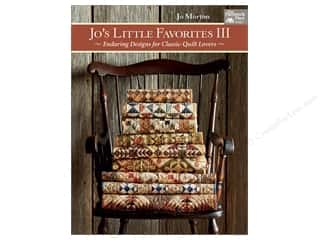 That Patchwork Place Jo's Little Favorites III Book