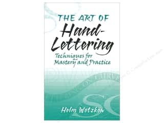 books & patterns: Dover Publications Art Of Hand Lettering Book