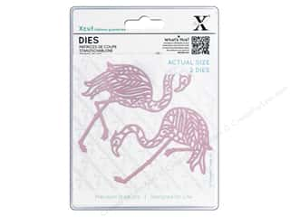 die cutting machines: Docrafts Xcut Die Tropical Flamingo