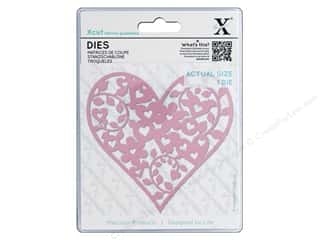 Docrafts Xcut Die Floral Love Heart