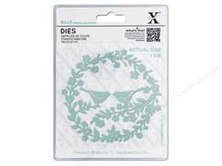 Docrafts Xcut Die Bird Wreath