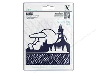 die: Docrafts Xcut Die Lighthouse