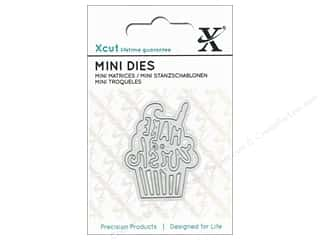 Clearance: Docrafts Xcut Die Mini Make A Wish