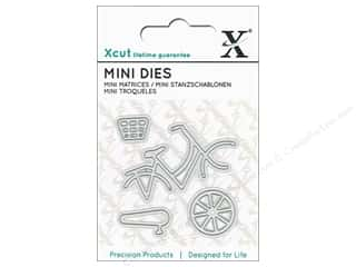 dies: Docrafts Xcut Die Mini Bicycle