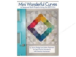 books & patterns: Landauer Mini Wonderful Curves Book
