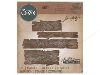 die cutting machines: Sizzix Dies Tim Holtz Bigz Planks