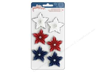 Pebbles Land That I Love Sticker Star Rosettes