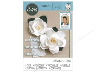 Sizzix Dies David Tutera Framelits Large Rose