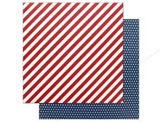 Pebbles Land That I Love Paper 12 in. x 12 in. America (25 pieces)
