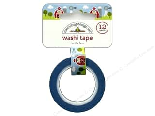 Doodlebug Collection Down On The Farm Washi Tape Farm