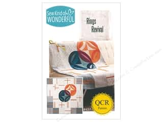 books & patterns: Sew Kind Of Wonderful QCR Rings Revival Pattern
