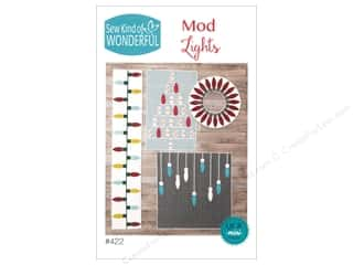 books & patterns: Sew Kind Of Wonderful QCR Mini Mod Lights Pattern