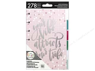Me&My Big Ideas Happy Planner Extensions Mini Month Rainbow