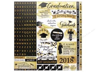 stickers: Reminisce The Graduate 2018 Sticker 12 in. x 12 in.