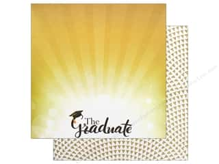 Reminisce The Graduate 2018 Paper 12 in. x 12 in. The Graduate (25 pieces)