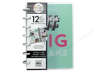 Happy Planner: Me&My Big Ideas Happy Planner Mini Planner 12 Month # Big Plans 2018/2019