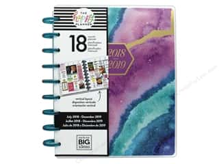 Me&My Big Ideas Collection Create 365 Happy Planner Classic 18 Month Agate