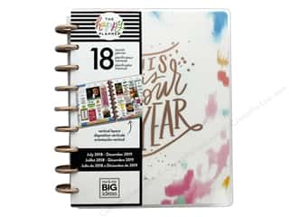 Me&My Big Ideas Collection Create 365 Happy Planner Classic 18 Month Your Year
