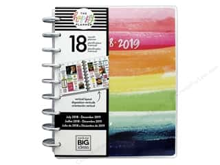 Me&My Big Ideas Create 365 Happy Planner Classic 18 Month Rainbow Stripe