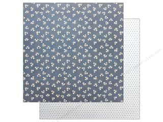 American Crafts One Canoe Two Twilight Paper 12 in. x 12 in. Fireflies