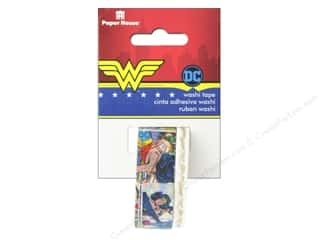 Paper House Washi Tape Wonder Woman Comic