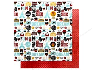 Echo Park Wish Upon A Star Paper 12 in. x 12 in. Dream Big (25 pieces)