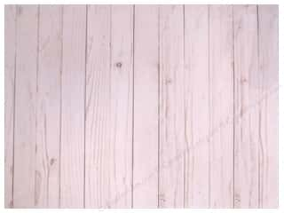 American Crafts Poster Shop 22 x 28 in. Poster Board White Woodgrain