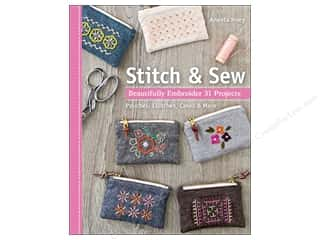 Stash By C&T Books Stitch & Sew Book