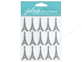 scrapbooking & paper crafts: Jolee's Boutique Stickers Repeats Eiffel Tower