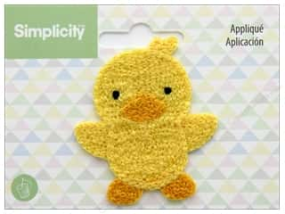 sewing & quilting: Simplicity Applique Sew On Chick