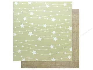 scrapbooking & paper crafts: Reminisce Modern Baby Paper 12 in. x 12 in. Star Struck (25 pieces)