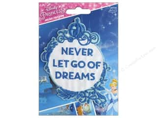 Simplicity Applique Disney Iron On Cinderella Dreams