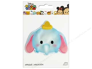 Simplicity Applique Disney Iron On Tsum Tsum Dumbo