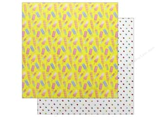scrapbooking & paper crafts: Photo Play 12 x 12 in. Paper Those Summer Days Chilly Pop (25 pieces)