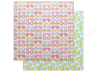Photo Play 12 x 12 in. Paper Those Summer Days Sunnies (25 pieces)