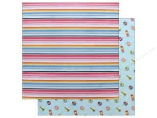 scrapbooking & paper crafts: Photo Play 12 x 12 in. Paper Those Summer Days Cabana (25 pieces)