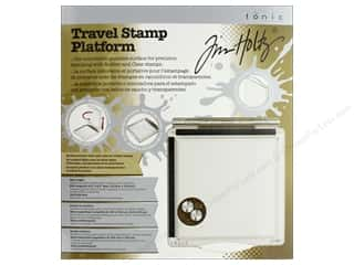 scrapbooking & paper crafts: Tonic Studios Tim Holtz Travel Stamp Platform