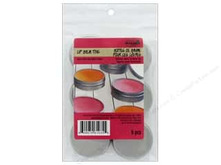 craft & hobbies: Life Of The Party Lip Balm Tins 6 pc
