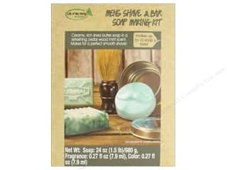 craft & hobbies: Life Of The Party Soap Making Kit Men's Shave & Bar Soap