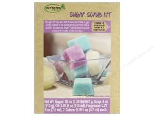 craft & hobbies: Life Of The Party Soap Making Kit Sugar Cube Scrub