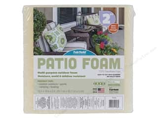 Fairfield Patio Foam 18 in. x 18 in. x 2 in.