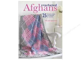 Cico Crocheted Afghans Book