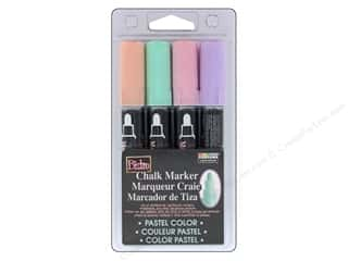 craft & hobbies: Uchida Bistro Chalk Marker Broad Set P 4 pc