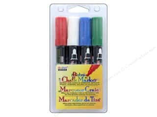 Uchida Bistro Chalk Marker Broad Set E 4 pc