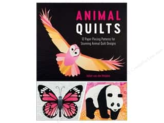 Sewandso by F & W Publishing Animal Quilts Book