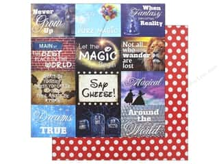 Reminisce Collection Real Magic Paper 12 in. x 12 in. Real Magic (25 pieces)
