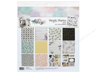 Simple Stories Collection Bliss Collection Kit 12 in. x 12 in.