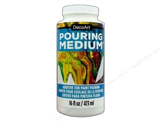 craft & hobbies: DecoArt Pouring Medium 16 oz.