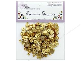 Buttons Galore 28 Lilac Lane Premium Sequins Metal